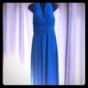 New gorgeous halter dress